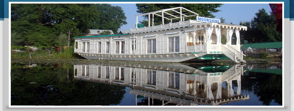 Kashmir Houseboats Information About Kashmir Houseboats